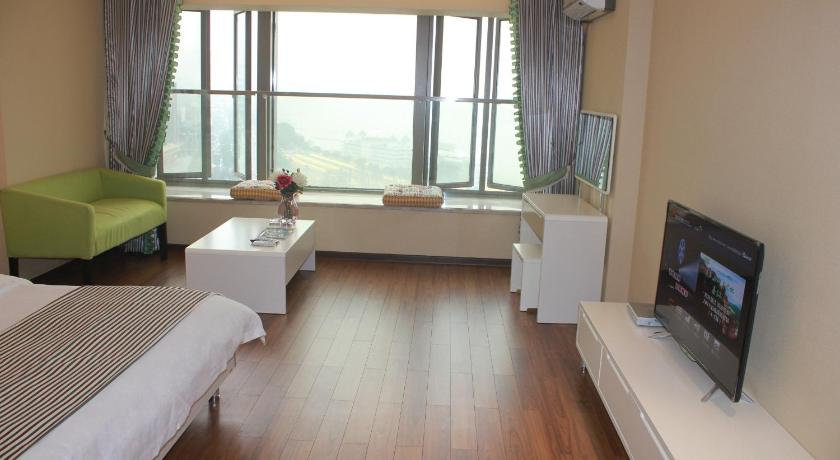 Korean Style Double Room Weijianghui Quality Apartment