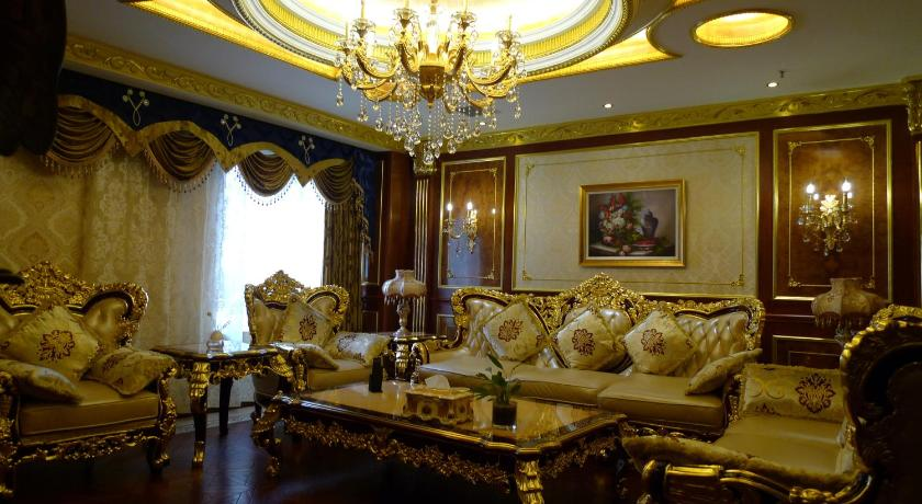 Deluxe Σουίτα Taiyuan Boutique Hotel