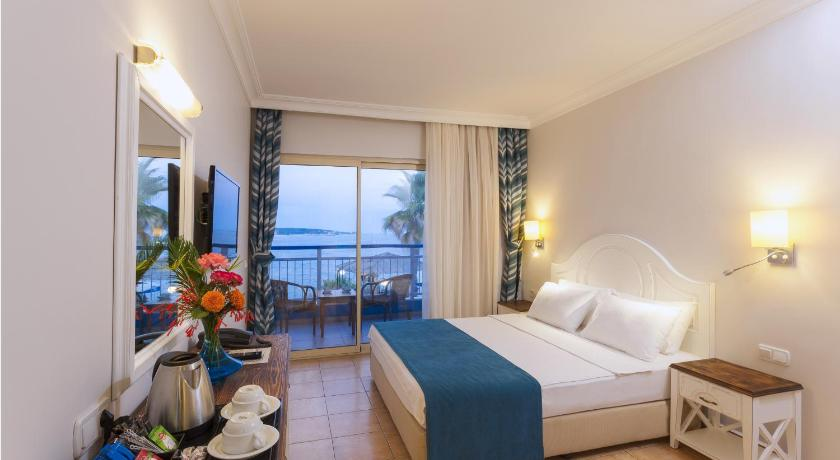 Standard Double or Twin Room with Sea View - Guestroom Kamer Motel