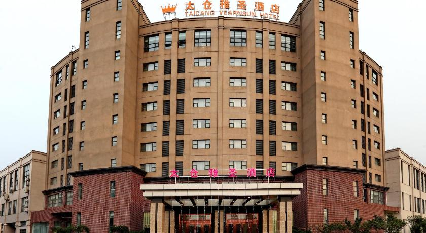 More about Yasheng Hotel Taicang Shaxi