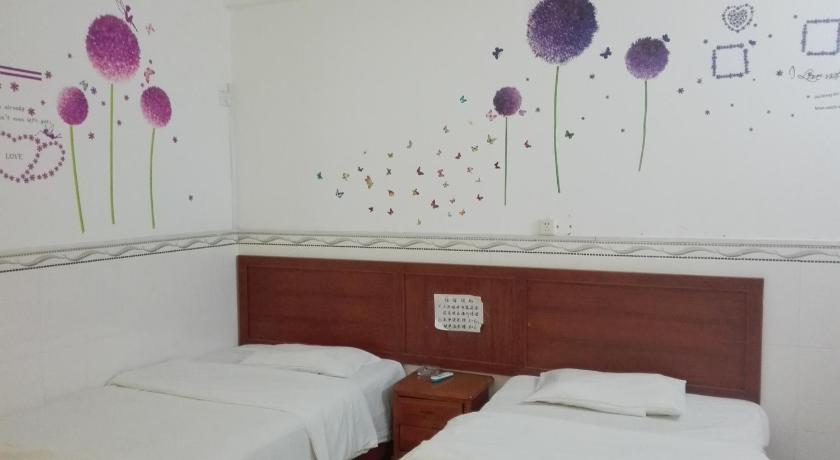 Mainland Chinese Citizens – Twin Room with Sea View Luojiaodian Inn