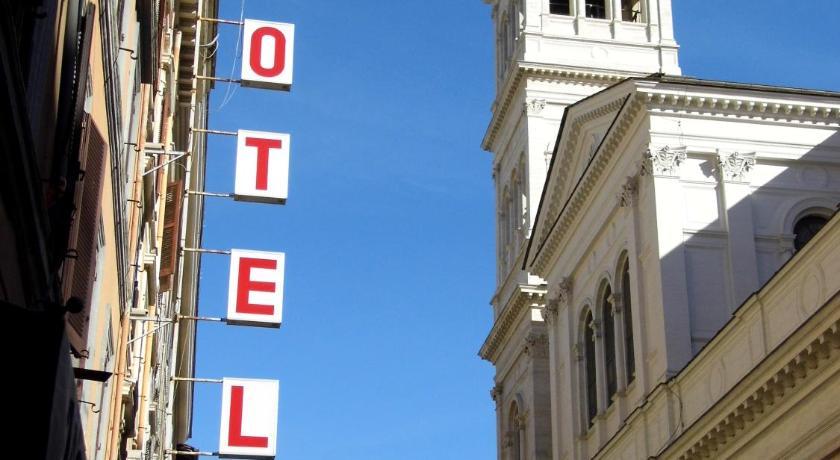 Hotel Lazio Roma Via Vicenza