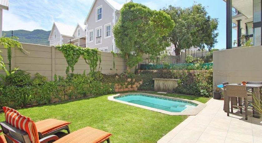 Swimmingpool Hout Bay Hideaway Apartment