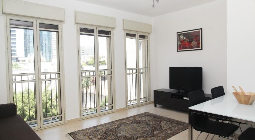 Ziv apartments - Yehuda Ha-levi 14