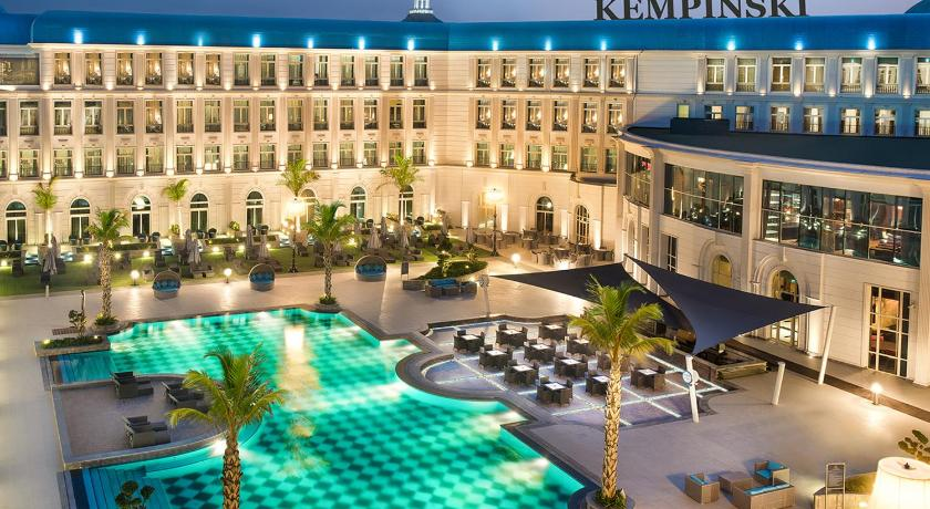 Royal Maxim Palace Kempinski Cairo First Settlement