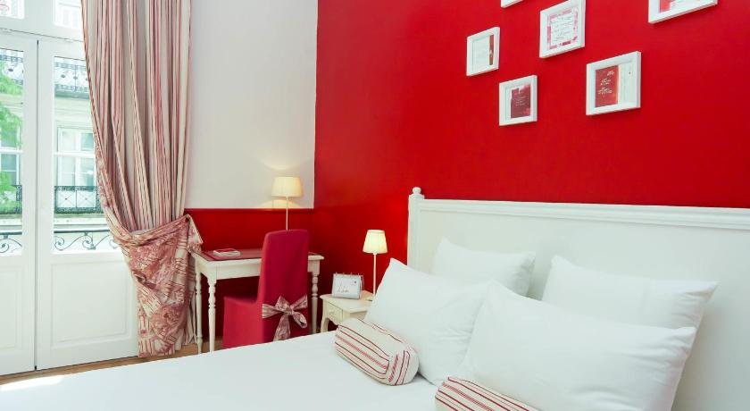 شاهد صورنا الـ27 Qualys-Hôtel Le Londres - Hôtel & Appartements