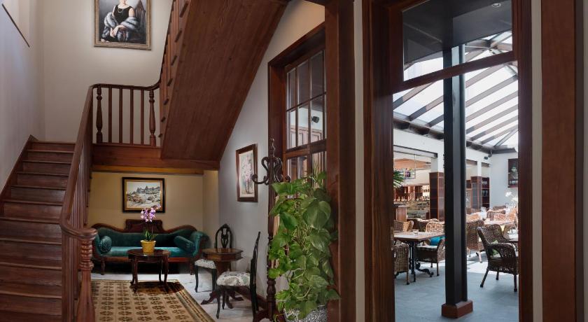 hoteles con encanto en la laguna  8
