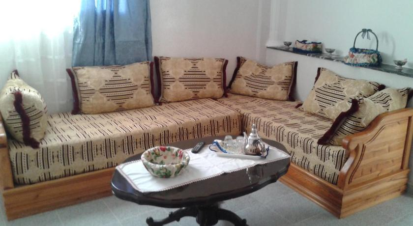 One-Bedroom Apartment - Separate living room Agadir Temrar