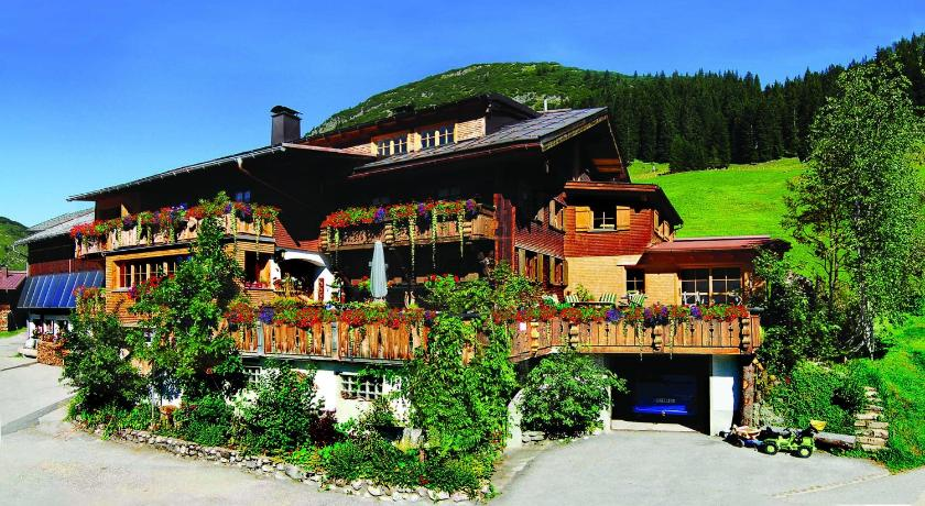 Biobauernhof Gehrnerhof am Arlberg - Warth