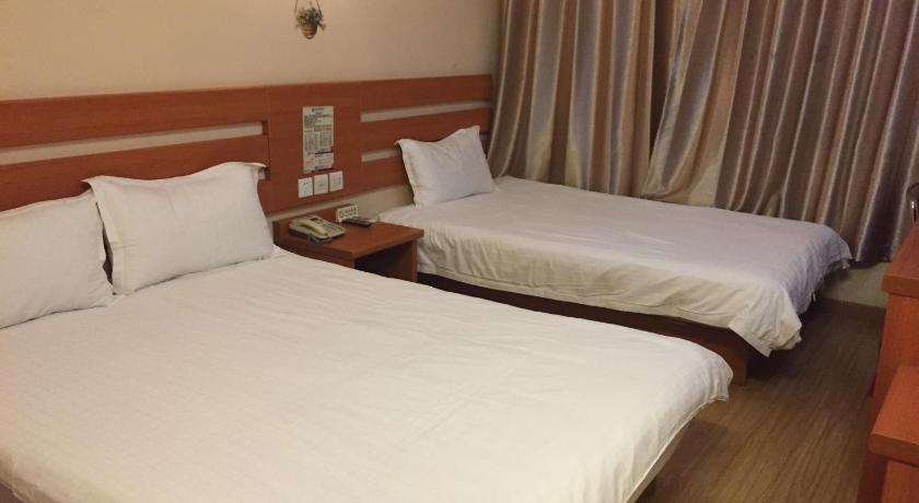 Mainland Chinese Citizens - Business Double or Twin Room Tiandi Renhe Business Hotel Jingliu Road