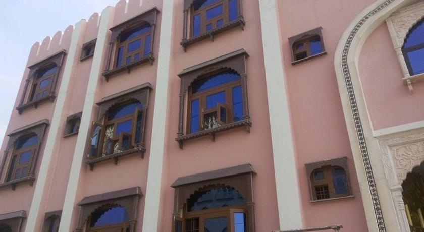 Pink Palace Guest House im Detail