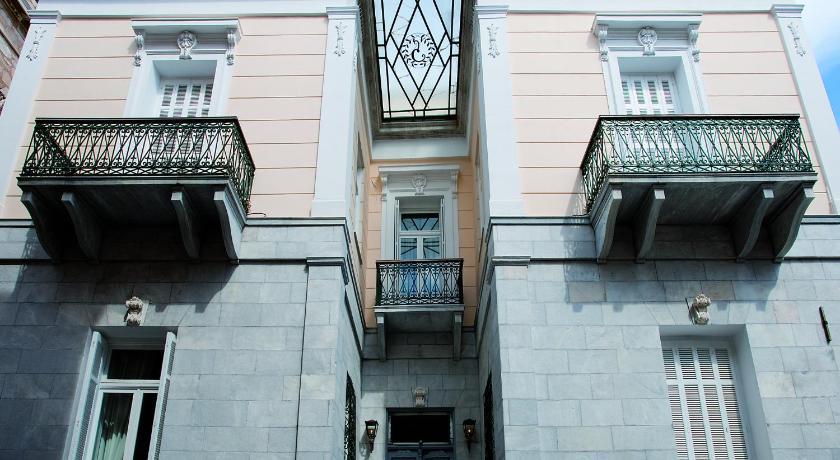 Hotel Ploes Apollonos 2 Ermoúpolis