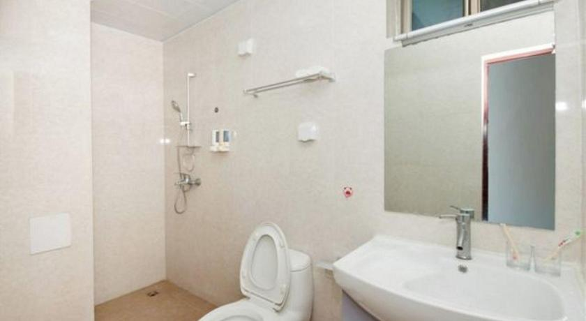 Mainland Chinese Citizens - Standard Twin Room with Sea View Sanya Linghang Seaview Apartment