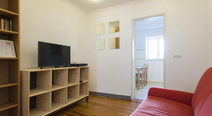 separat stue Feels Like Home - Marquês Cozy Flat With City View