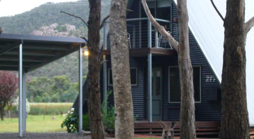 Best Price on The A-Frame Chalet in Grampians + Reviews!