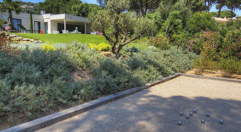 Villa Californie Domaine les Cigales Guerrevieille Grimaud