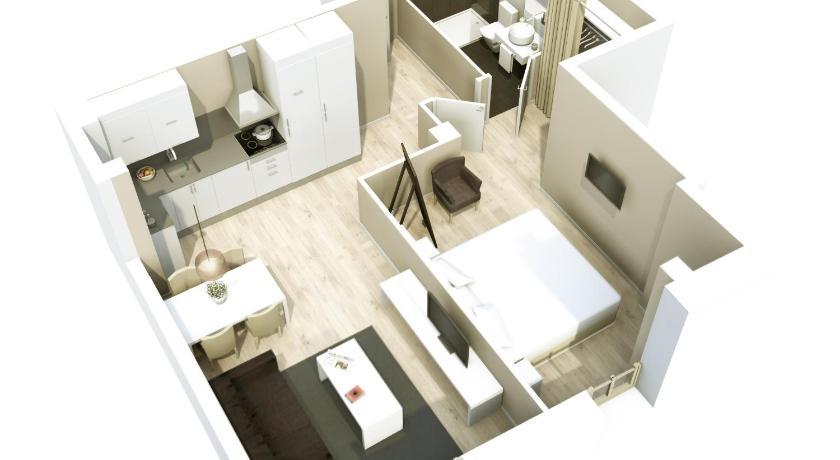 Classic Suite With Views To La Rambla Rambla 102
