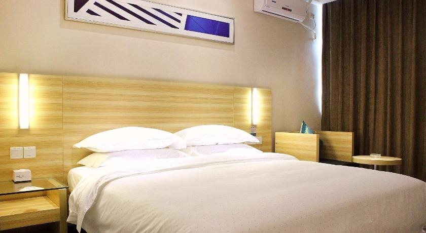 Bett City Comfort Inn Shenzhen Nanshan Science And Technology Park