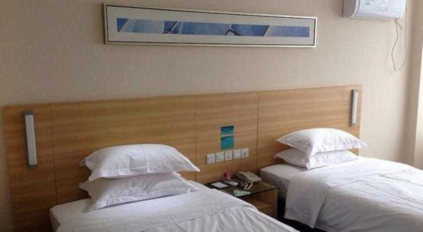 See all 12 photos City Comfort Inn Wuhan Optics Valley Daxueyuan Road Branch