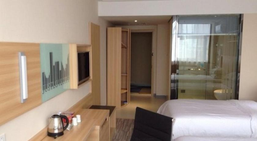 Business Twin Room City Comfort Inn Wuhan Optics Valley Daxueyuan Road Branch