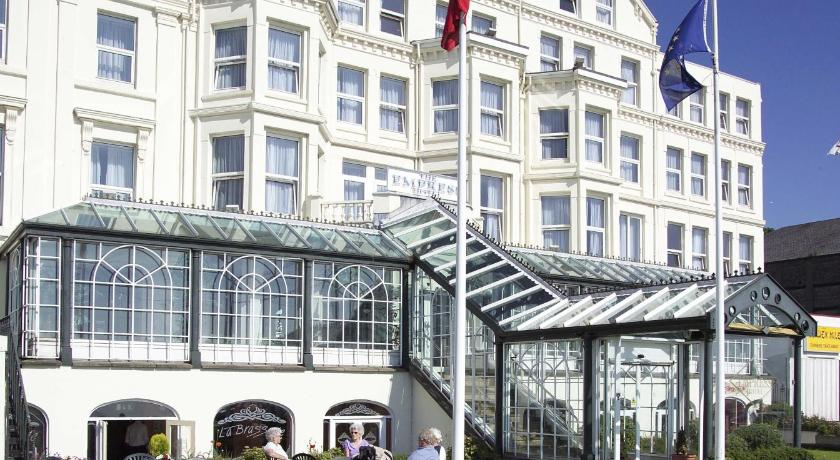 More About The Empress Hotel