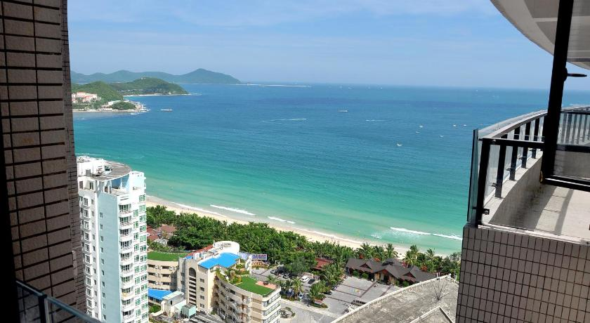 Beach Sanya Dingding Cat Family Hotel