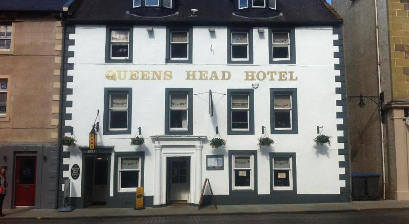More about Queenshead Hotel Kelso