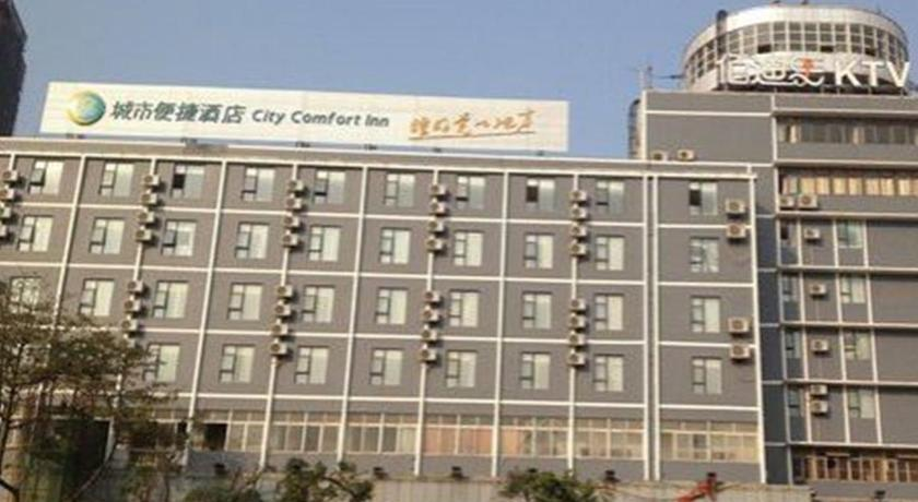 More about City Comfort Inn Guigang Tangrenjie