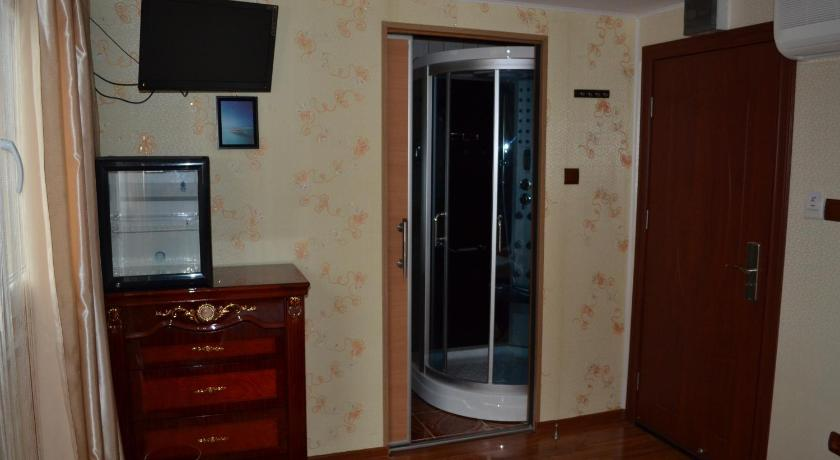 Double Room with Private Bathroom - Guestroom Hotel Plutitor Splendid