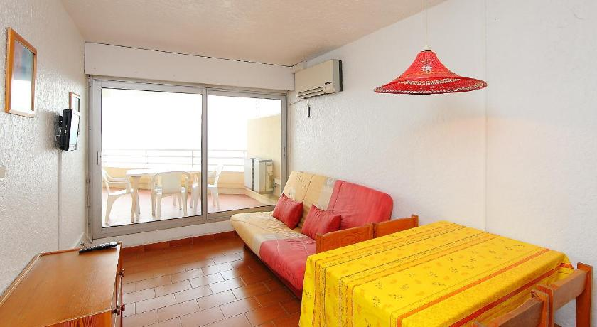 شقة من غرفة واحدة Apartment Rose Des Sables I Canet Plage