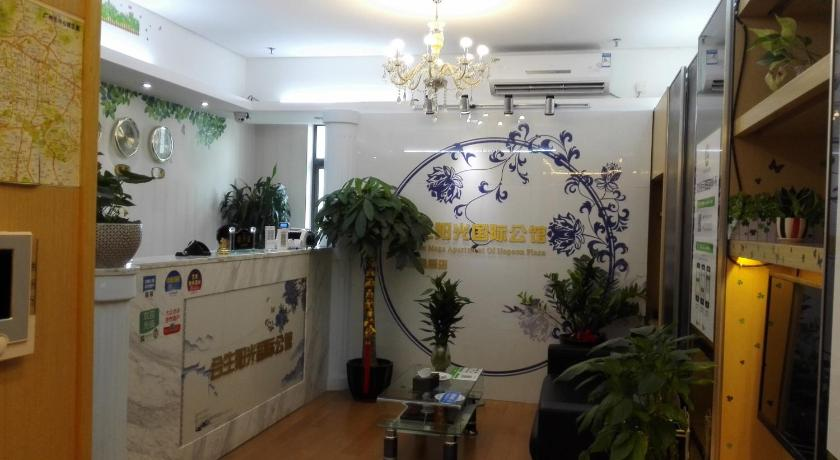 Lobby Golden Sunshine International Apartment Hesheng Plaza Branch