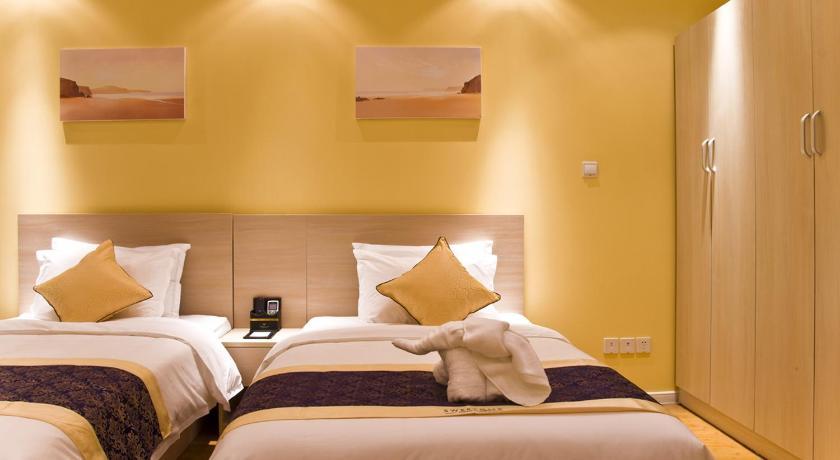 Wuxi Tujia Sweetome Vacation Apartment Jia Hui Plaza   Hotel in Wuxi