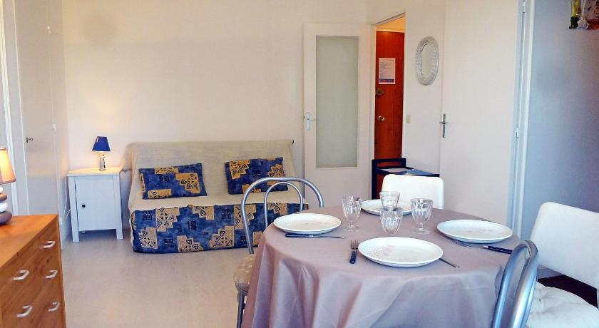 Apartament d'Una Habitació Apartment Le Racing Blonville sur Mer