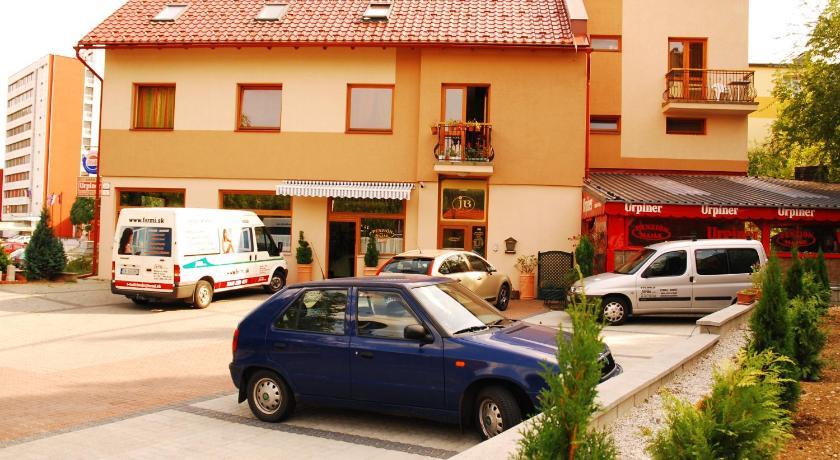 Penzion Majak Okružna 15 Banská Bystrica