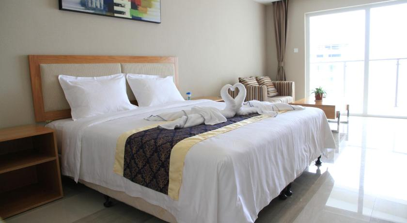 Alle 26 ansehen Yantai HaiyangTujia Sweetome Vacation Apartment-Hawaii