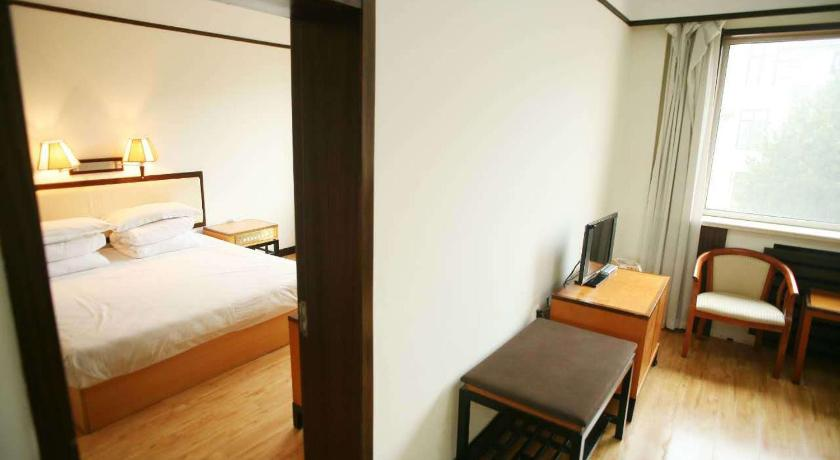 Mainland Chinese Citizens-Twin Room Qinghuangdao Hongzhou Hostel