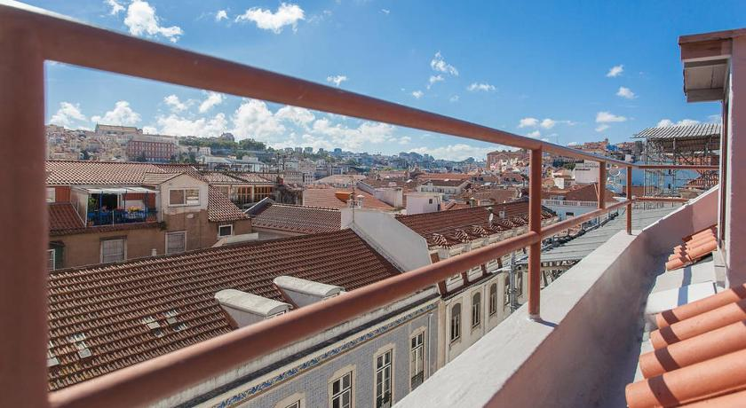 Kleines Apartment mit 1 Schlafzimmer - Aussicht New Boutique Apartments Lisboa