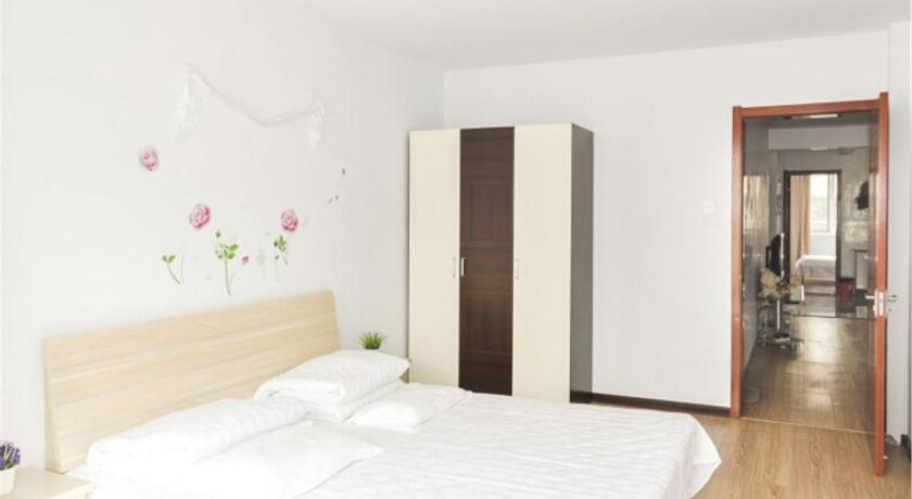 Mainland Chinese Citizens-Two-Bedroom Apartment Tea Time Apartment Chengde Jinjunmei