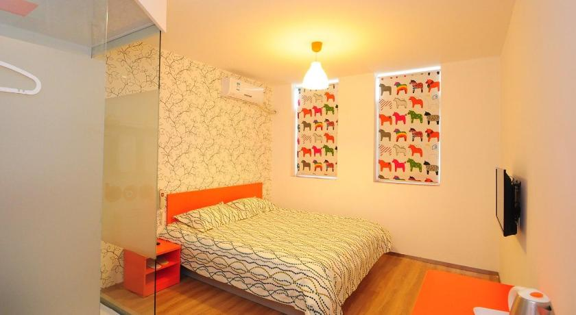 Mainland Chinese Citizens-Double Room B Pod Inn Hefei Shengli Road Branch