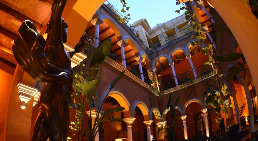 boutique hotels sevilla  190