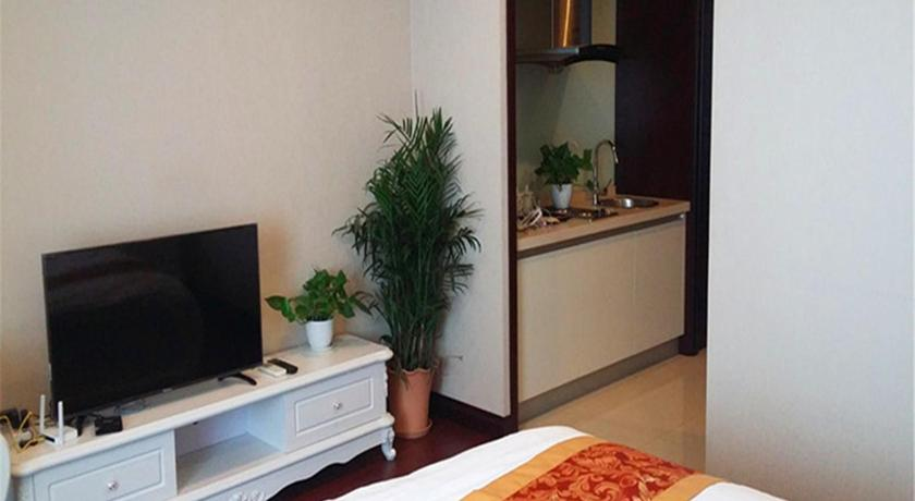 Mainland Chinese Citizen - Superior Twin Room - Guestroom Yaru Apartment Hotel Hangzhou