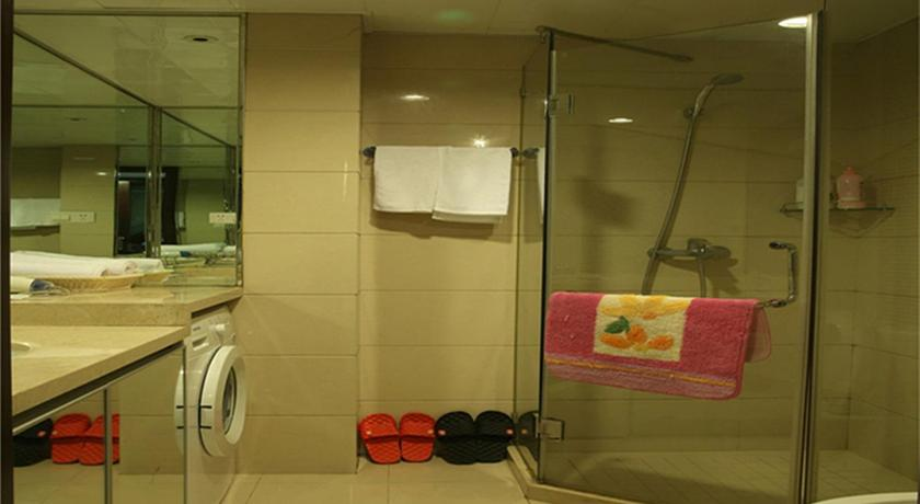 Bathroom Yaru Apartment Hotel Hangzhou