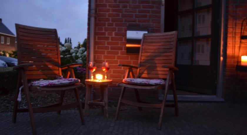 Balcony/terrace Nachtje In Limburg