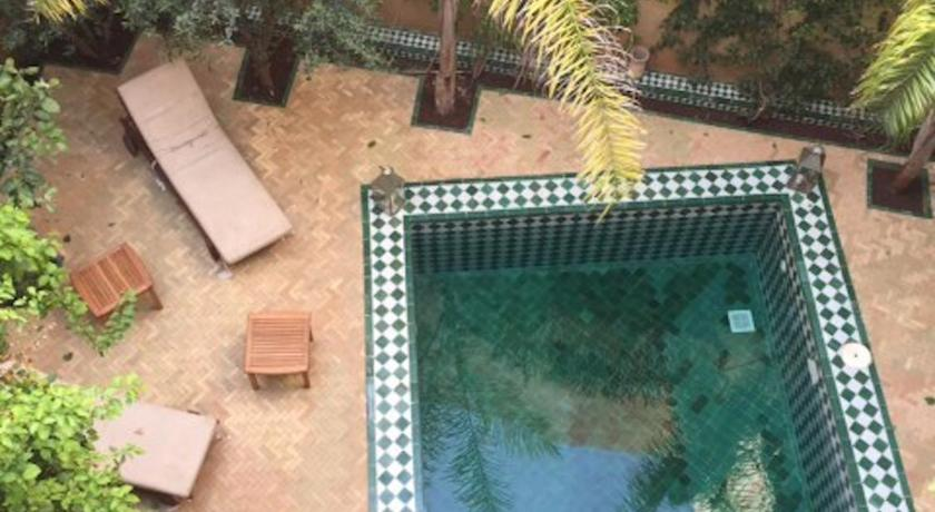Basic Double Room - Garden Riad Dar Pierre