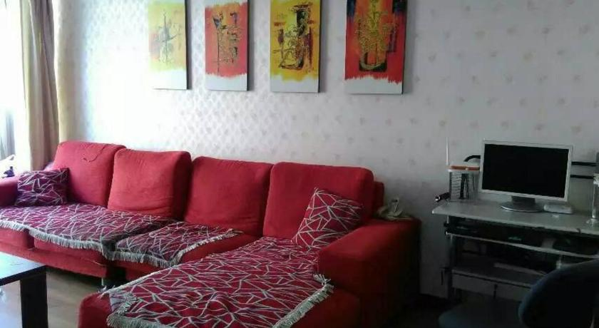 Two-Bedroom Apartment Xiaocheng Guesthouse Century City