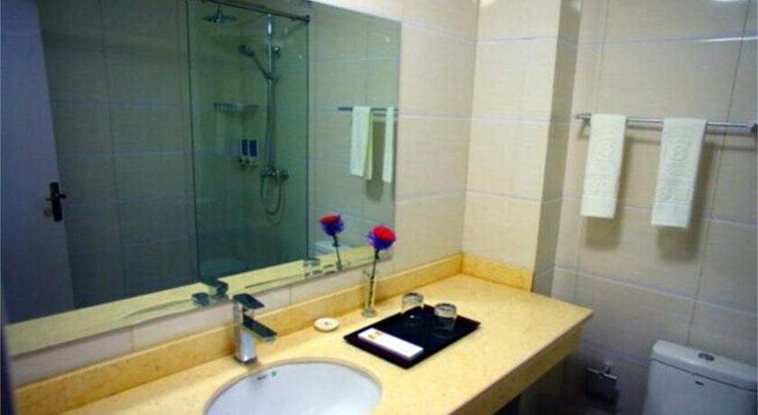 Mainland Chinese Citizens-Queen Room - Bad Guohao Business Inn