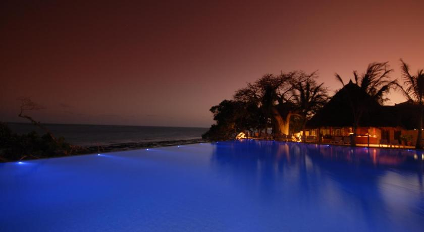 Piscina Baobab Beach Resort & Spa