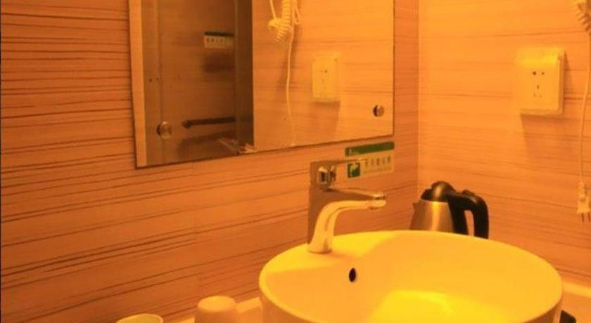 Mainland Chinese Citizens - Economy Double Room Today Inns Hengyang Chuanshan Avenue