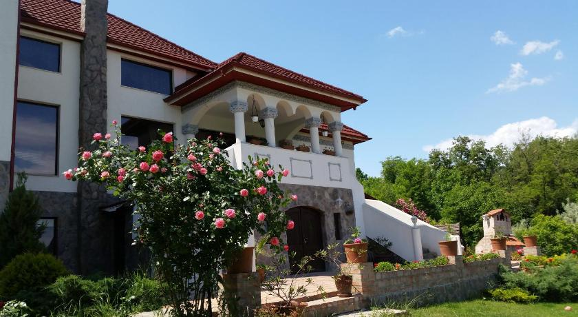 Rural accommodation at  Conacul Malul Alb