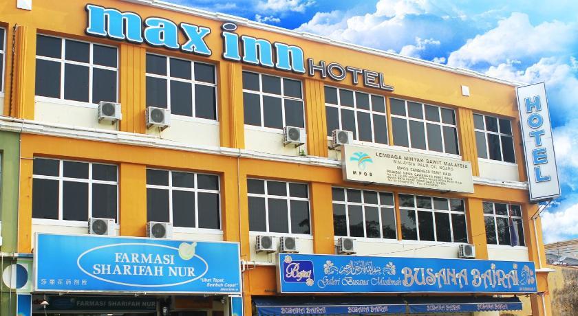 Parit Raja Map And Hotels In Area Batu Pahat